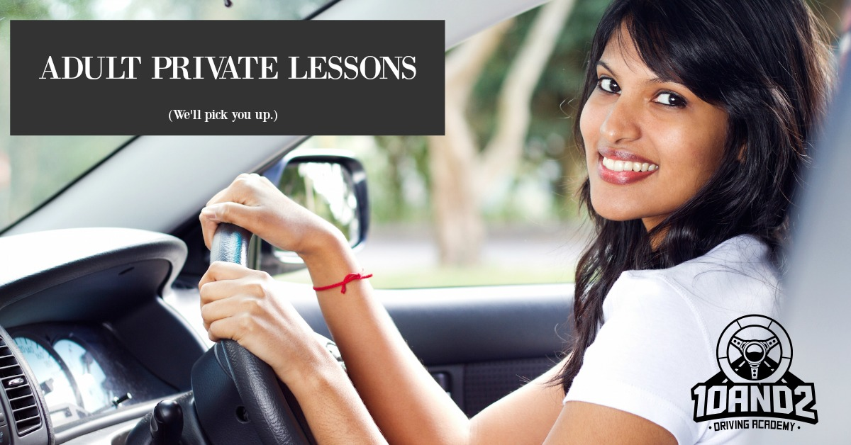 private driving instructors near me